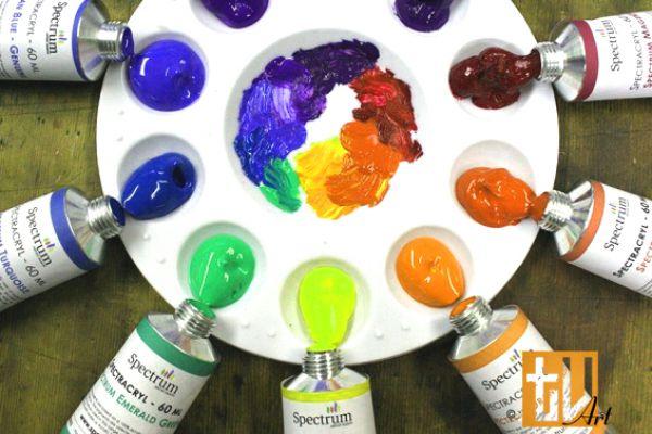 Mách bạn vẽ tranh tường dùng sơn gì thích hợp và đẹp nhất